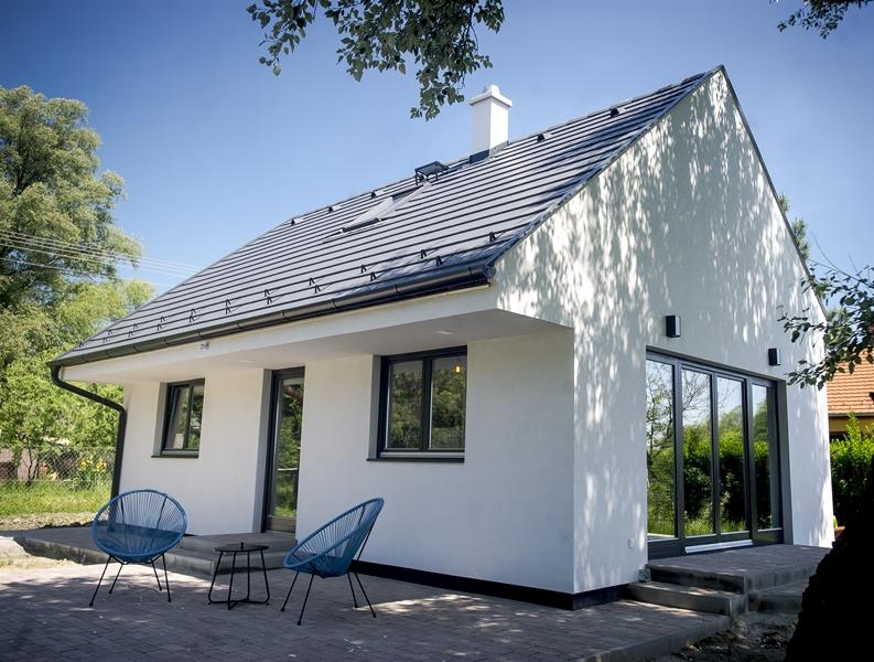 könnyűszerkezetes ház, gyorsház