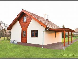 könnyűszerkezetes ház, készház építése